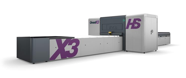 Fujifilm presenta Uvijet OX: un nuevo juego de tintas de alto rendimiento para la Serie Inca Digital Onset X HS