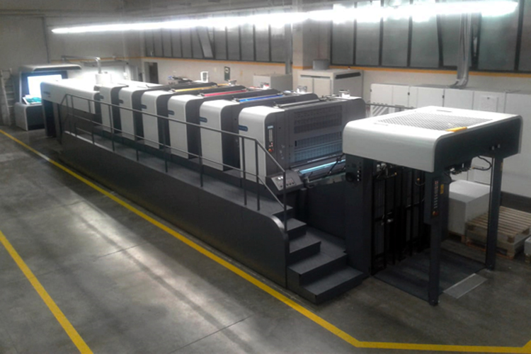 El impresor italiano Valtevere Grafica invierte en Manroland