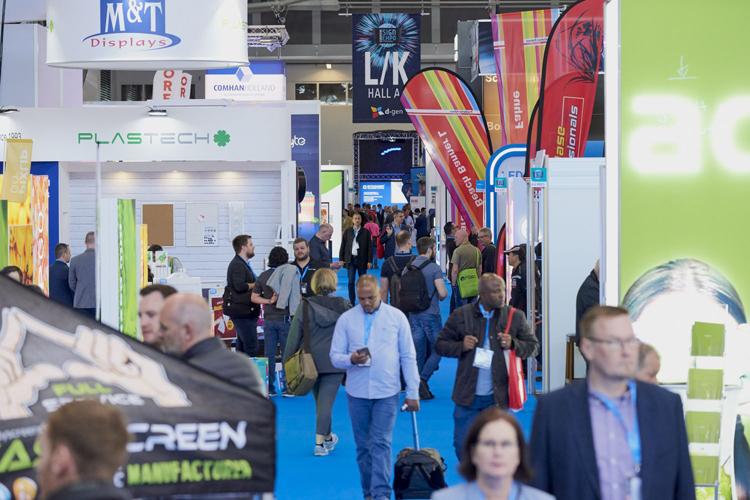 European Sign Expo logra una asistencia de visitantes récord
