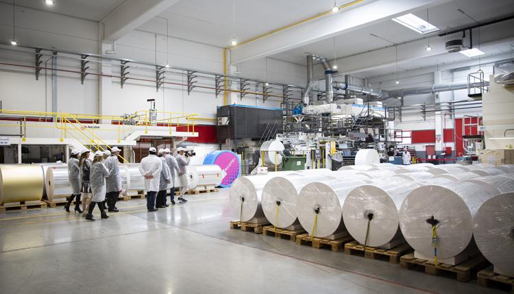Cellografica Gerosa inaugura nuevas instalaciones en Olèrdola (Barcelona) con una inversión de 13 millones de euros