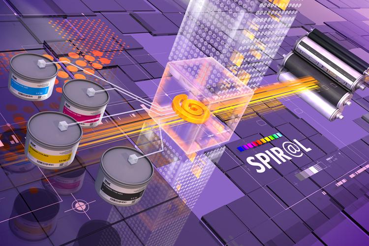 Agfa marca un nuevo estándar en la impresión con rotativas comerciales y de periódicos (heatset & coldset) con la tecnología SPIR@L
