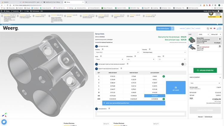 Weerg renueva su web con nuevos servicios