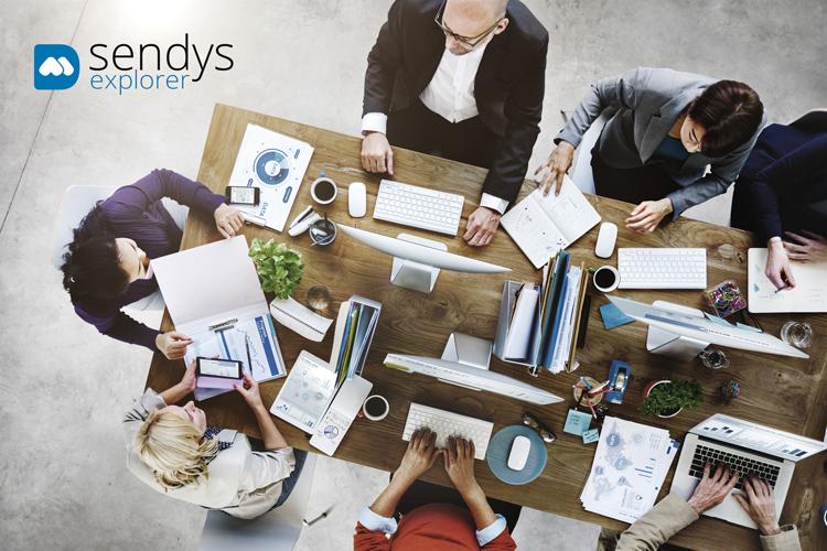 OKI lanza el nuevo paquete de software SENDYS Explorer