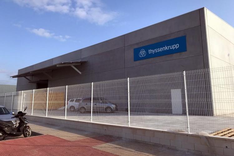 thyssenkrupp Plastic Ibérica inaugura sus nuevas instalaciones de Films en Massalfassar