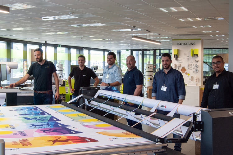 Esko HQ welcomes Latin American visitors for 'Open House' event