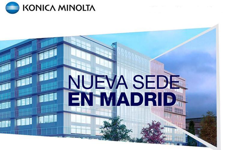 Konica Minolta estrena oficina en Madrid
