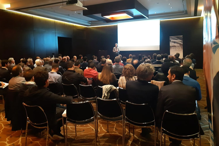 La impresión con gama extendida centra el interés del seminario de Comexi en Buenos Aires