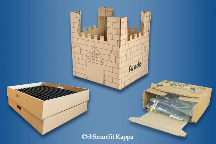Smurfit Kappa recibe tres premios WorldStar por sus innovadoras soluciones de embalaje sostenible