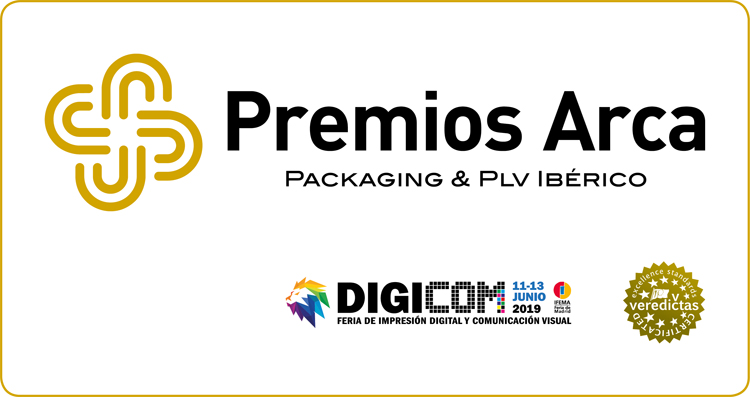 Convocados los Premios ARCA, premios de diseño de packaging & PLV Ibérico