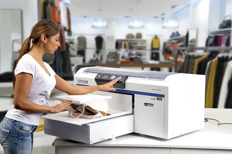 Epson estará presente en el C!Print con sus novedades más sostenibles