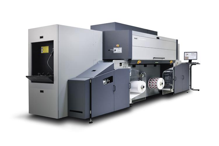 Durst desvelará innovaciones revolucionarias con demostraciones en directo de su actualizada gama Tau RSC en Labelexpo 2019