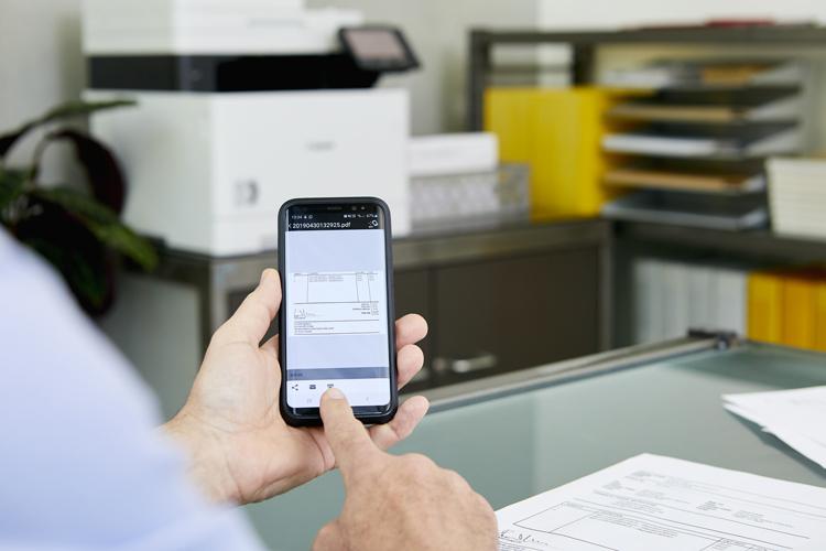 i-SENSYS: impresoras diseñadas para ti, personalizables por ti