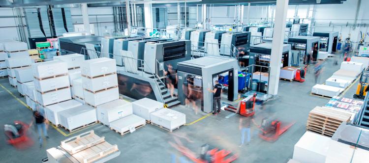 FLYERALARM, la imprenta online que ahorra un 70% en emisiones de CO2