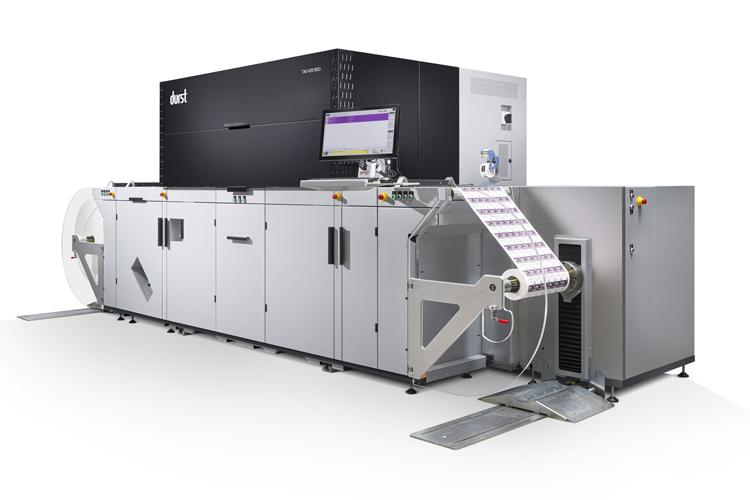 Durst consolida su posicionamiento como fabricante líder en soluciones digitales inkjet para la producción de etiquetas en LabelExpo 2019