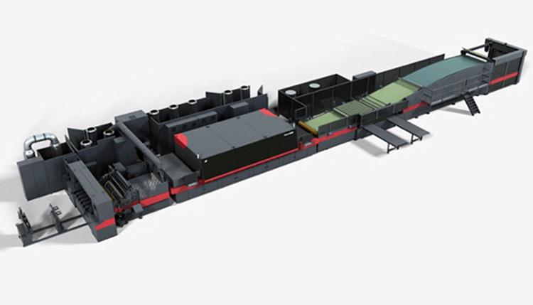 El Grupo Hinojosa adquiere una nueva impresora digital EFI Nozomi para Cartonajes Bernabéu