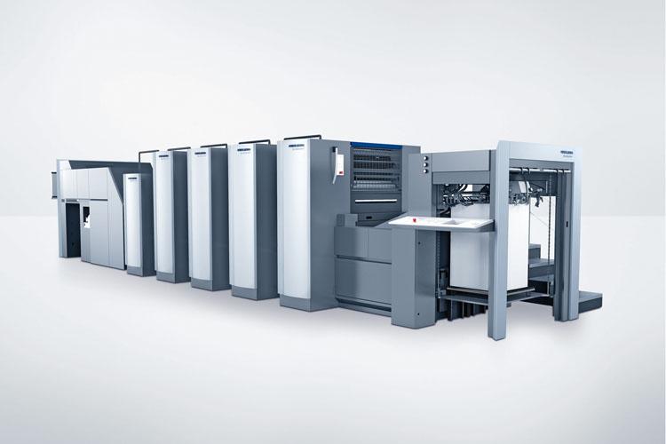 Heidelberg lanza un nuevo diseño más ergonómico y moderno para los modelos Speedmaster XL 75 y CX 75