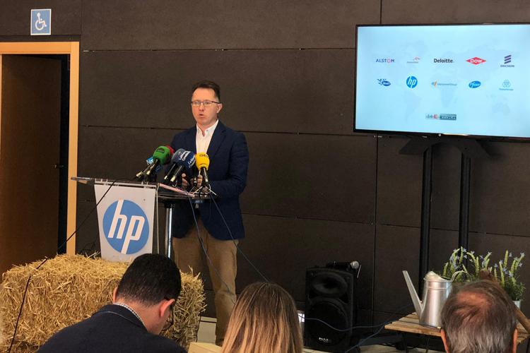 HP llena de Innovación la España Vacía