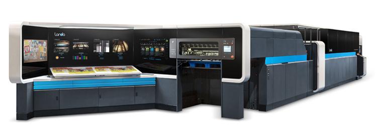 La primera prensa de Landa instalada en América Latina consolida la oferta de servicios de una importante empresa de papel y embalaje