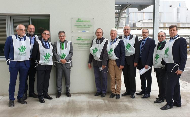 El grupo Saica inaugura su primera caldera de biomasa en Francia