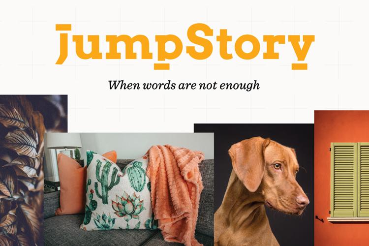 Contenido online de JumpStory: imágenes de stock y cómo usarlas