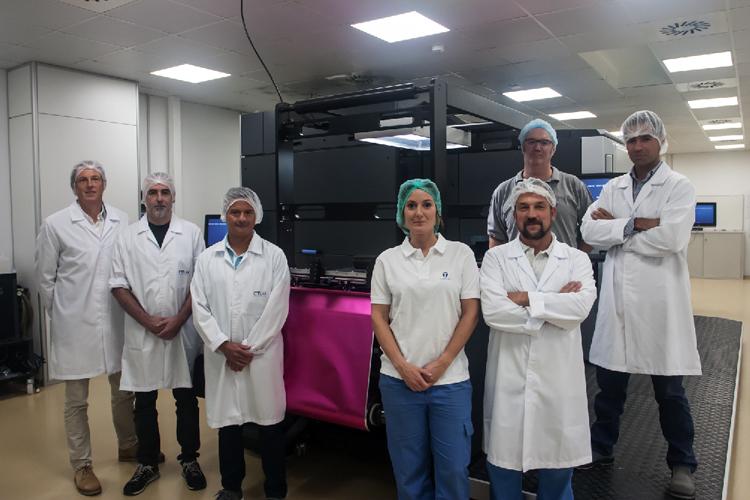 CTL-TH Packaging, amplía su catálogo de servicios con las prensas digitales HP Indigo 6800 y HP Indigo 20000
