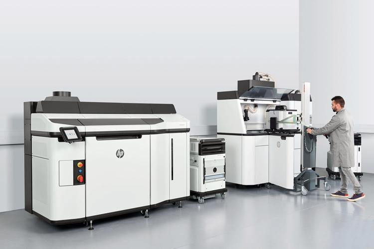 Weerg realiza el mayor pedido EMEA de sistemas 3D HP Jet Fusion 5210