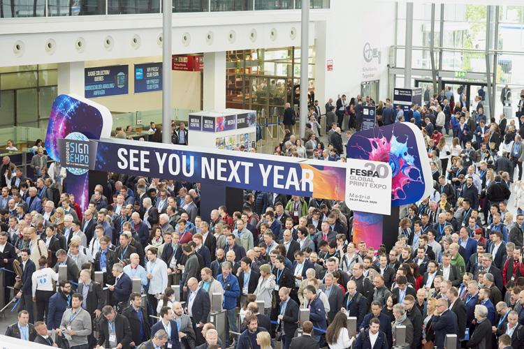 FESPA Global Print Expo 2020: Donde el color cobra vida