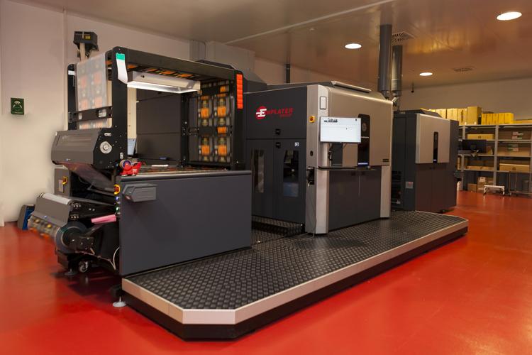 Enplater renueva su confianza en la tecnología de impresión líder de HP