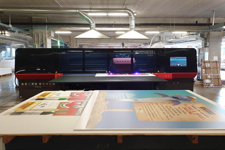 Analizando las oportunidades del crecimiento en impresión de formato súper-grande