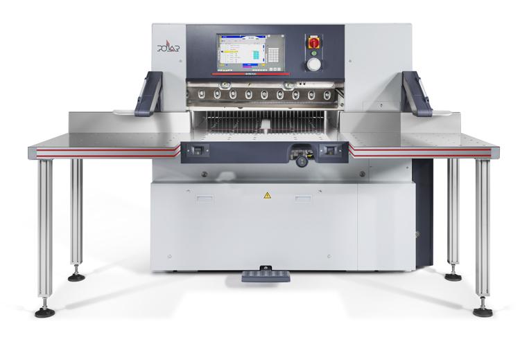 Nueva versión de Compucut® y nuevo diseño de las guillotinas Polar N78 y N92