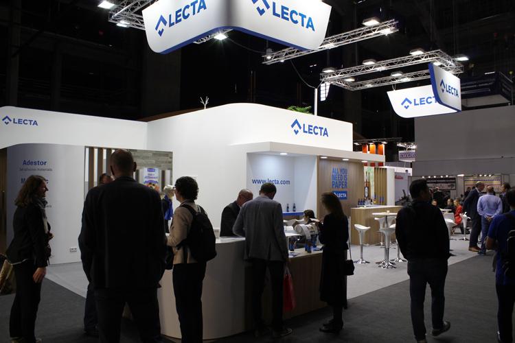 Lecta presentó en exclusiva sus novedades para etiquetas en la Labelexpo Europe 2019