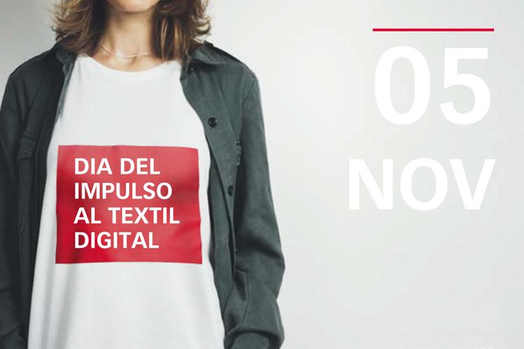 Zünd celebra el día del impulso al textil digital