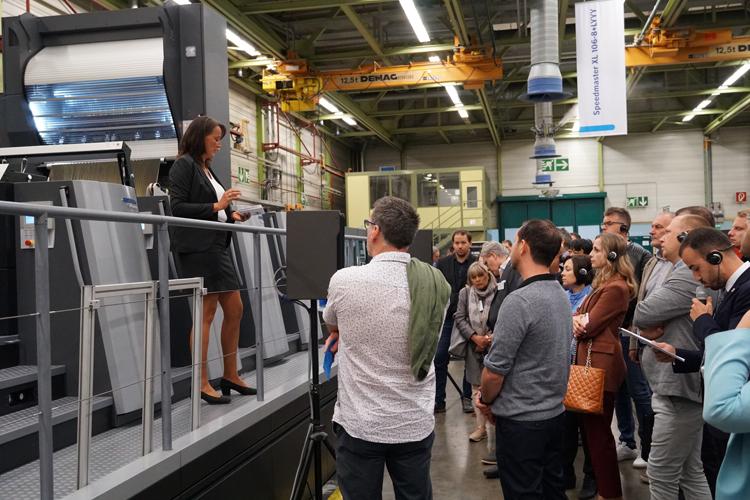 Estreno mundial en el Label Day: FoilStar Cure y el nuevo IML Performance Package ofrecen soluciones innovadoras para el etiquetado en molde con laminado en frío